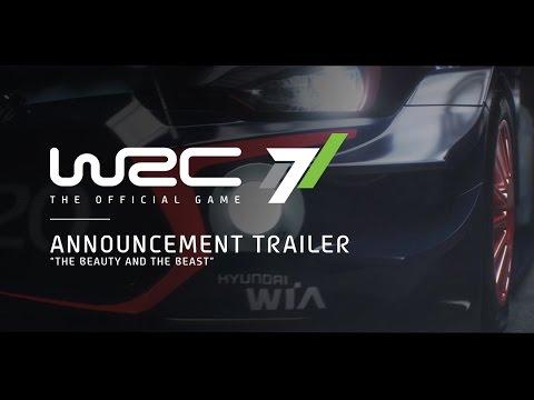 WRC7 FIA World Rally Championship