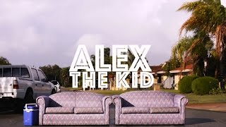ALEX THE KID - Vinyls