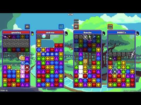 Super Plexis is a fresh competitive tile-matching battler with cross-platform PvP
