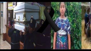 Funeral Claudia Gomez - Inmigrante Asesinada - Autoridades se pronuncian