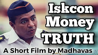 Iskcon Money Truth - The Real Hare Krishna - Short Film - Madhavas Rock Band