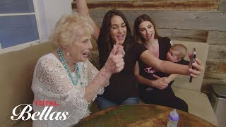 Nikki Bella and John Cena's loved ones react to his marriage proposal: Total Bellas, Oct. 25, 2017