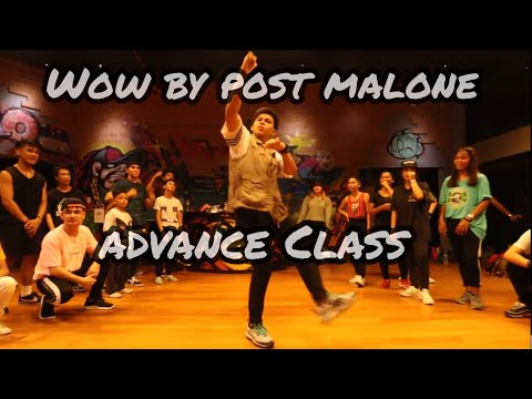 Wow by Post Malone | Mastermind Advance Class