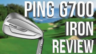 Ping G700 Iron Review: The Best Beginners Iron Ever?