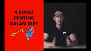 4 Kunci Penting untuk Sukses 100% dalam diet Video thumbnail