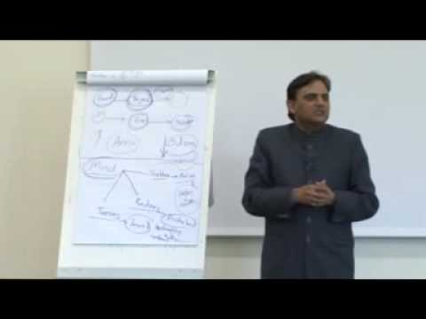Dr. Chauhan's Ayurveda Lecture on Stress Management Part-VIII