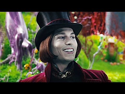Charlie and the Chocolate Factory - Chocolate Room