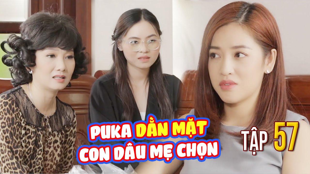 NGƯỜI THỨ 3 | Tập 57: Cuộc chiến giữa Puka và bạn gái mới mà mẹ chồng mai mối cho Phi Lân