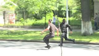 """Задержания людей в Алматы, 21 мая 2016: протесты по """"земельному вопросу"""""""