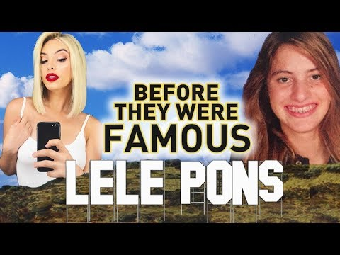 LELE PONS - Before They Were Famous - YouTuber Biography