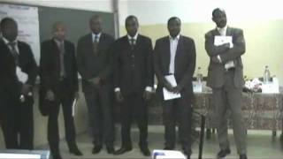 preview picture of video 'NGAN Soutenance Mémoire d'Ingénieur de Conception à l'Ecole Polytechnique Yaoundé 2009_P3'