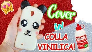 Facciamo una COVER PANDA IN COLLA VINILICA!! Fatta In Casa! #DIYConNancy