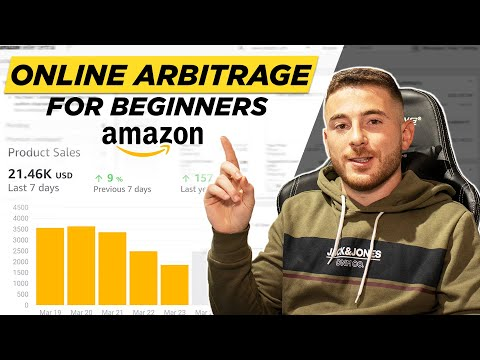 How To Make $300/Day From Home With Amazon Online Arbitrage | Step-By-Step Beginners Tutorial (2021)