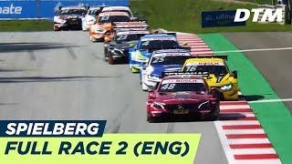 DTM Spielberg 2018 - Race 2 (Multicam) - LIVE (English)