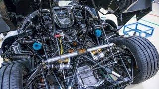 The 1360HP Heart of the Koenigsegg One:1 - /INSIDE KOENIGSEGG