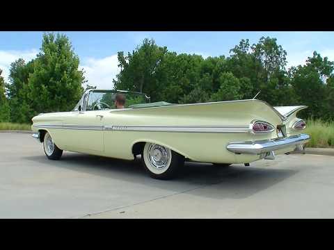 Video of '59 Impala - GBX8