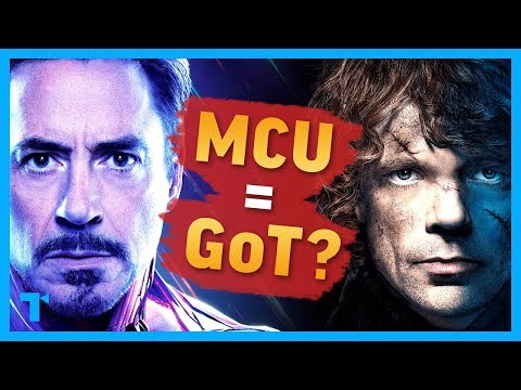 Marvel's Endgame and Game of Thrones Are the Same Story