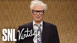 Weekend Update: Harry Caray Looks Back at 1997 - SNL - Video Youtube