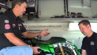 Öhlins USA Shocks For Harley-Davidson Motorcycles With Cycle Solutions