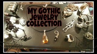 My Gothic Jewelry Collection