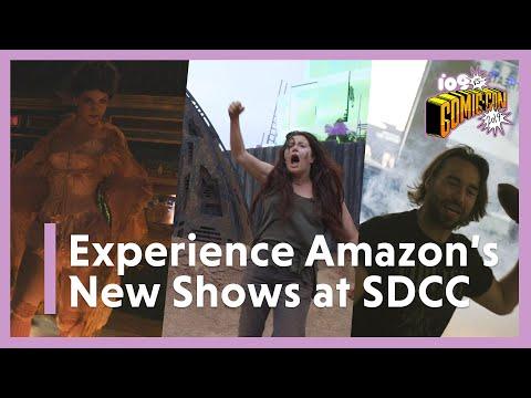 SDCC 2019   Amazon's New Series Activation