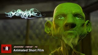 "CGI 3D Animated Short Film ""DREAMMAKER"". Beautiful Fantasy Animation for Kids by Leszek Plichta"