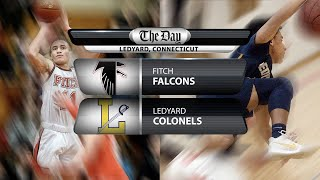 Full replay: Fitch at Ledyard boys' basketball
