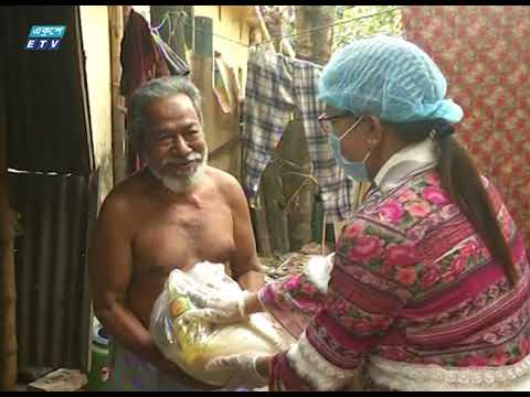 করোনা ছুটিতে কর্মহীন অসচ্ছ্বলদেরকে খাদ্য সহায়তা দিয়ে যাচ্ছে জনপ্রতিনিধিরা | ETV News