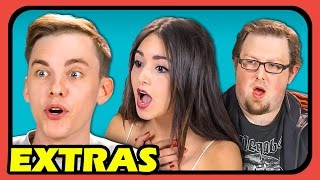 EXTRA REACTIONS - YOUTUBERS REACT TO HARAMBE (Extras #98)