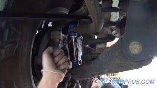 Sway Bar Link Replacement Chevrolet Silverado