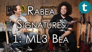 NEW Rabea Signature Chapman Guitars | Feat. Rabea Massaad | Part 1: Standard