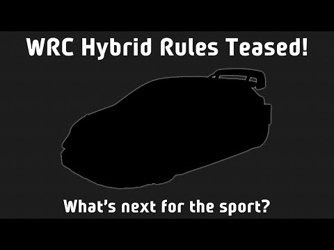 What's New For WRC 2022? FIA Reveal Some Rally1 Hybrid Specifications