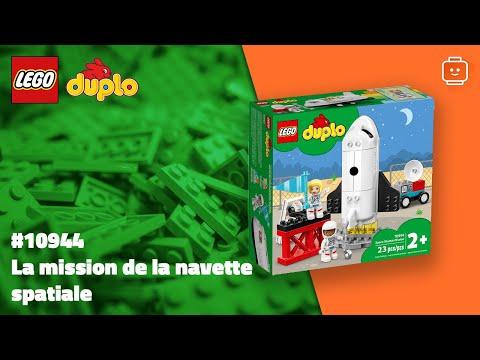 Vidéo LEGO Duplo 10944 : La mission de la navette spatiale