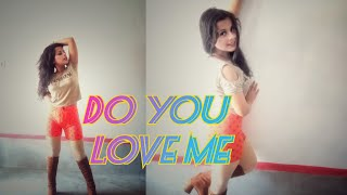 Do You Love Me - Nikhita | Disha Patani | Baaghi 3 | Avinanda Biswas | Dance Cover