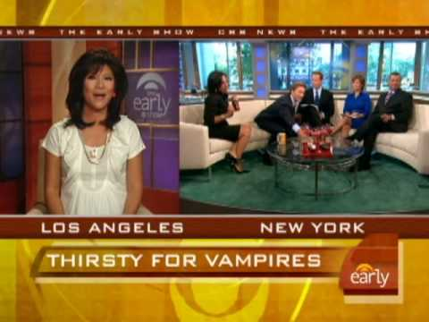 Modernization: Vampires in Modern Culture