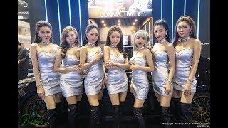 Beautiful girl Motor Show 2018 Bangkok จัดเต็มโปรโมชั่นรถยนต์ บิ๊กไบค์ พริตตี้ และบรรยากาศภายในงาน