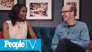 Anthony Edwards On How His Top Gun Character Got The Name 'Goose' | PeopleTV
