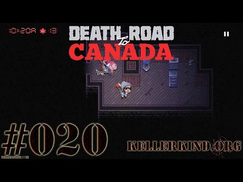 Death Road to Canada #20 – Speedy allein nach Kanada ★ We play Death Road to Canada [HD|60FPS]