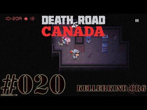 Death Road to Canada #20 – Speedy allein nach Kanada ★ We play Death Road to Canada [HD|60FPS]