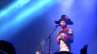 """Divine Comedy """"How Can You Leave Me On My Own"""" Berlin 13.02.17"""