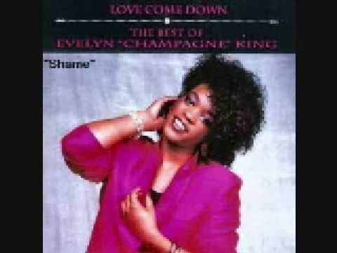 Evelyn 'Champagne' King - Shame
