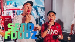 Hotel Thrillist: Send Foodz w/ Timothy DeLaGhetto & David So