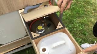 Outdoorküche Mit Spüle Lösen : Outdoor küche mit coaxis system profilen Самые лучшие видео