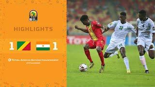 CHAN 2020 | 1er tour – Groupe B : Congo 1-1 Niger