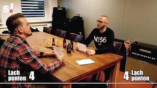 Videoproductie Barry vs Jos – DAD JOKES '18 – #2