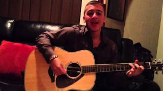 Anthony Vincent - It Feels Right (acoustic)