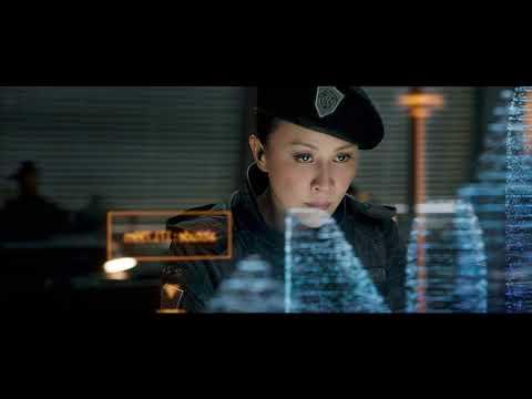 震撼的香港科幻電影!《明日戰記》預告 Warriors of Future Trailer