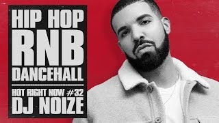 🔥 Hot Right Now #32 | Urban Club Mix December 2018 | New Hip Hop R&B Rap Dancehall Songs DJ Noize