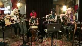 Cherri Bomb - Shake The Ground Acoustic (Live)