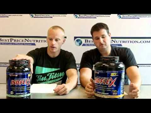 Allmax Nutrition IsoFlex Protein 2 Lbs